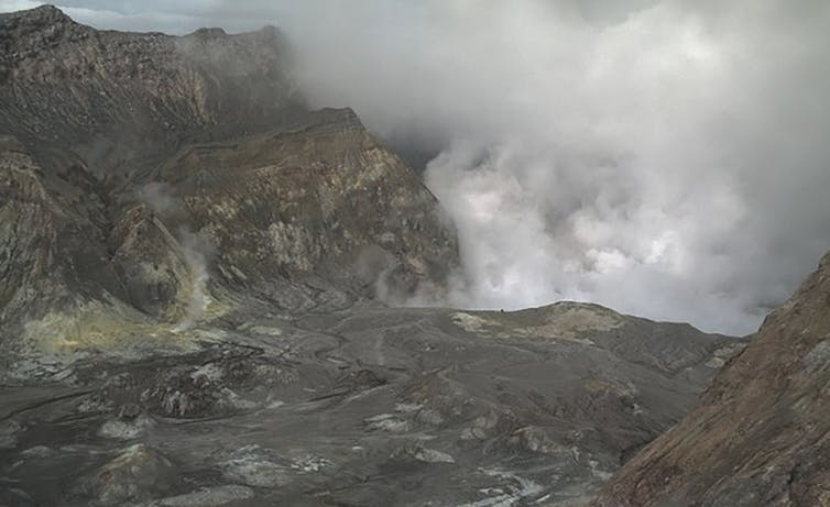 Why White Island erupted, why there was no warning
