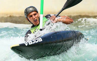 Canoe Slalom Continental Championships next month