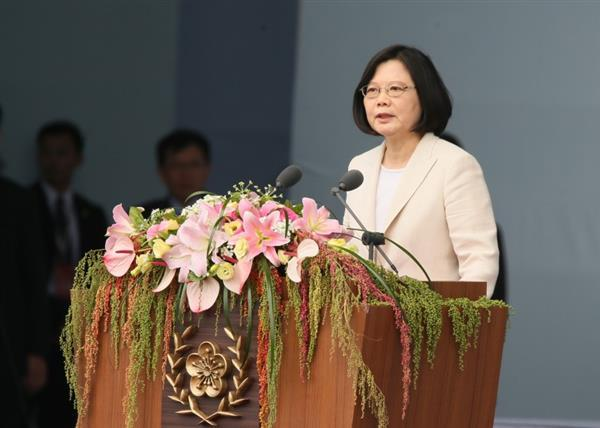 Four years of challenges await Tsai Ing-wen in Taiwan