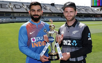 India series a test for Black Caps and play on fans' nerves