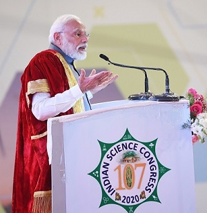 Modi asks young Indians to revolutionise innovation