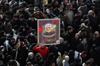 Soleimani's assassination triggers risk of proxy wars