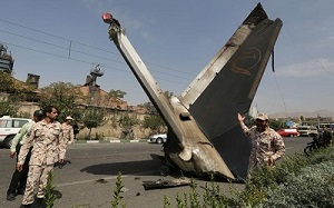 Ukrainian air crash- Ukraine and Canada demand justice