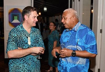 Bainimarama greets New Zealanders on Waitangi Day