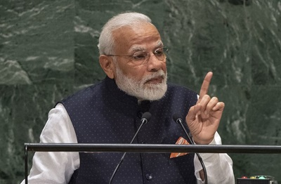 New India emerges with international agenda for better world