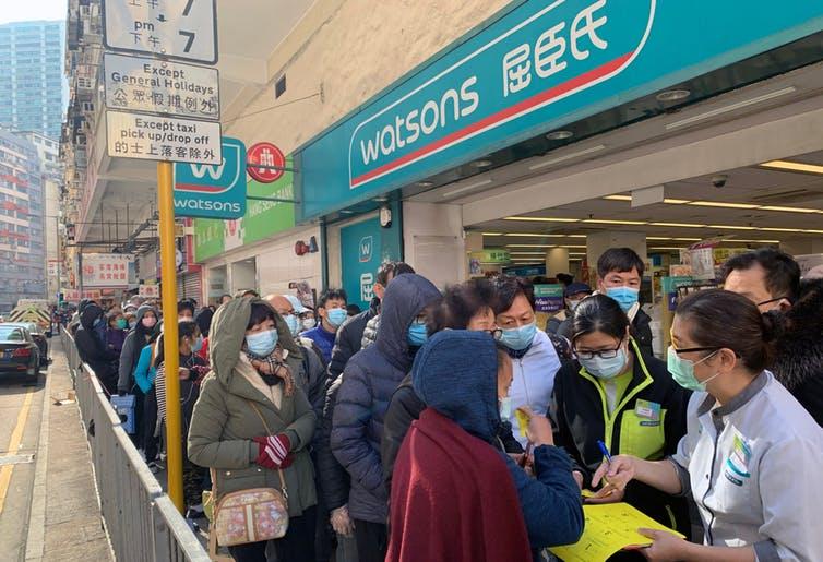 Panic buying aggravates Novel Coronavirus fears