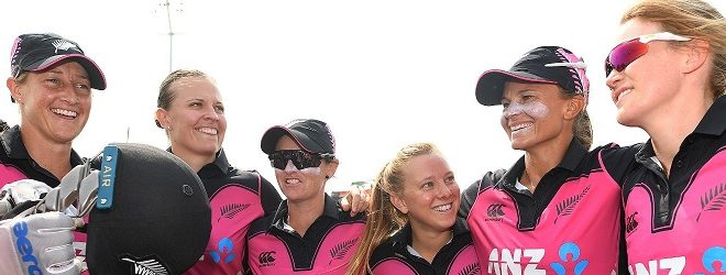 Why isn't anyone commenting on White Ferns?