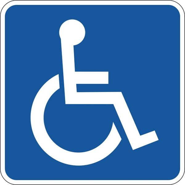 We must help the disabled to get essential supplies