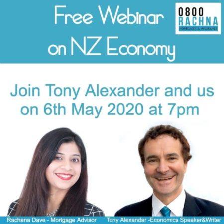 New Zealand Economy: The way forward with Economist Tony Alexander