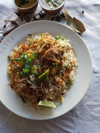 Sathya Restaurants offer sumptuous takeaways at special rates