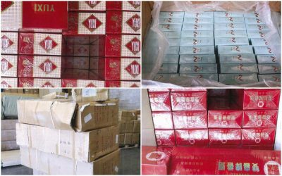 Ban on tobacco products import from July 1