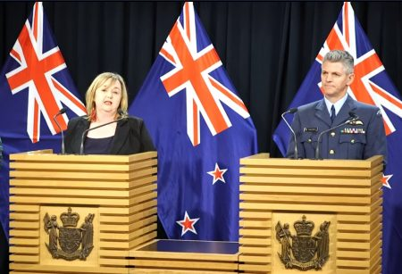 New Zealand strengthens procedures to manage international arrivals