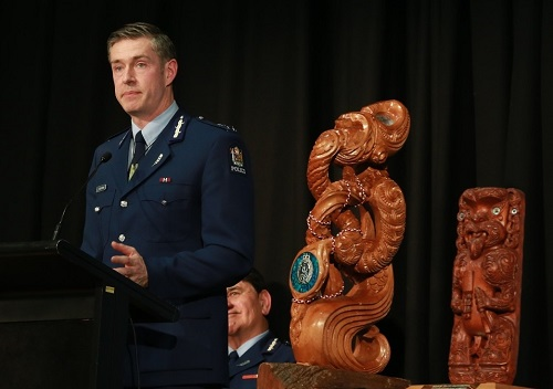 Andy Coster sets three key priorities for New Zealand Police