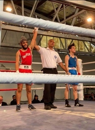 Teenager wins ABA Boxing Tournament