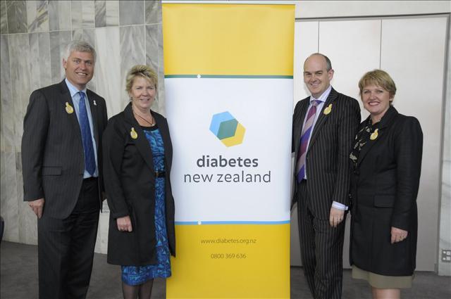 Diabetes stings Parliamentarians