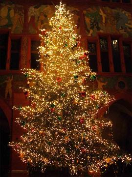 The Christmas Tree through centuries