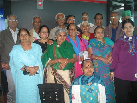Old Age Home for community in the offing