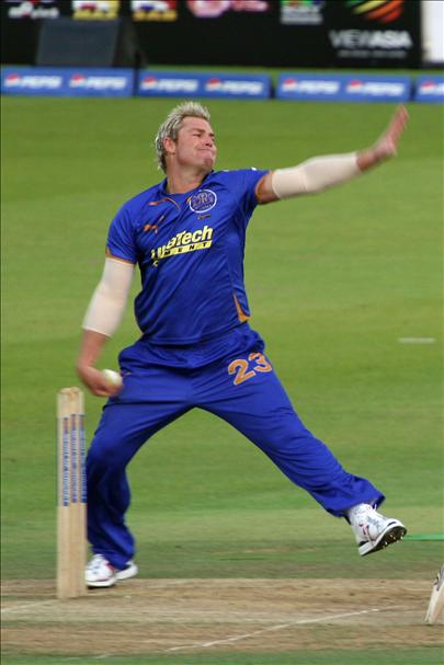 Warne to put a positive spin on India
