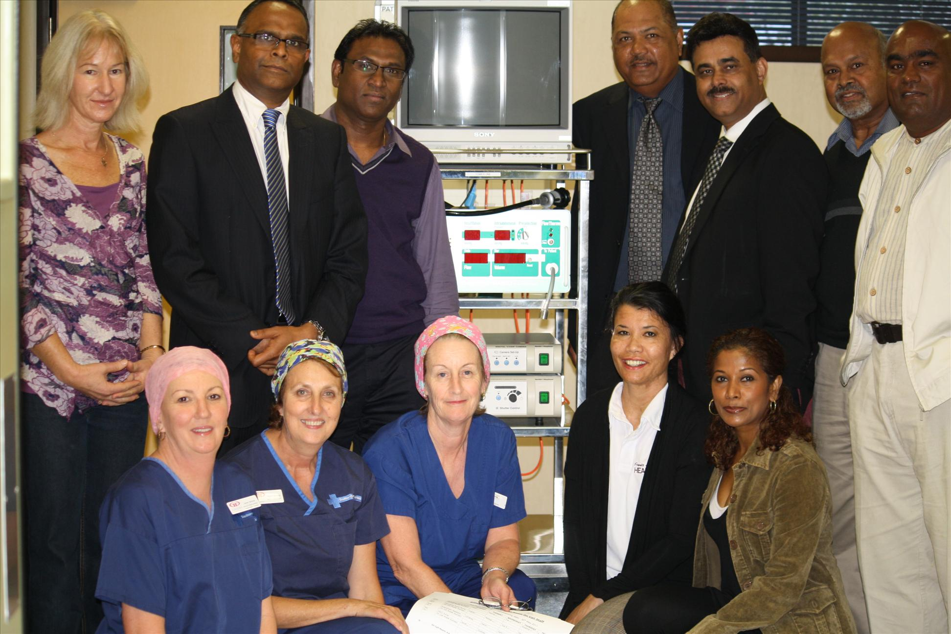 Endoscopic Tower to boost Fiji health plan