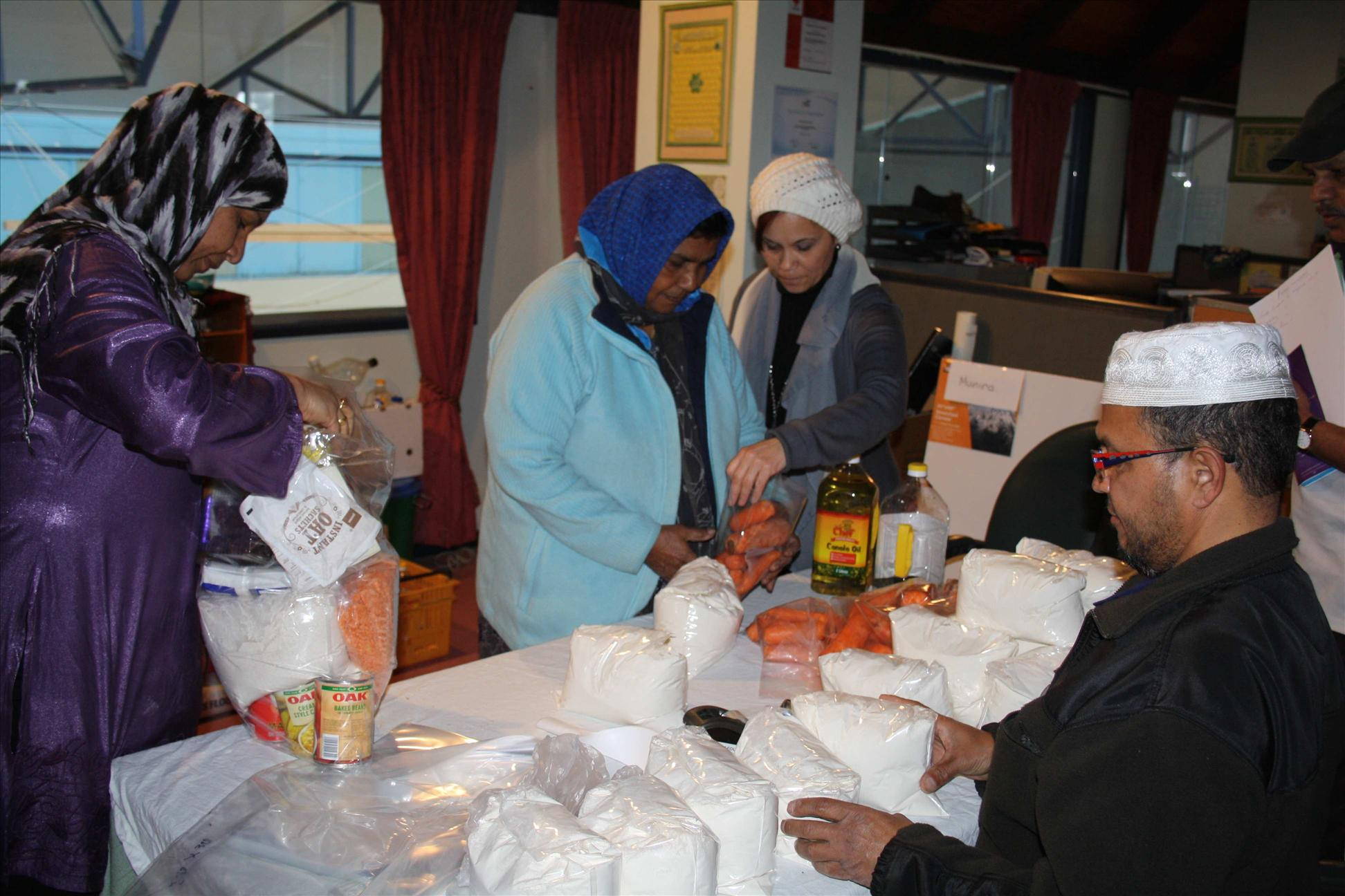 Community service in the spirit of Islam
