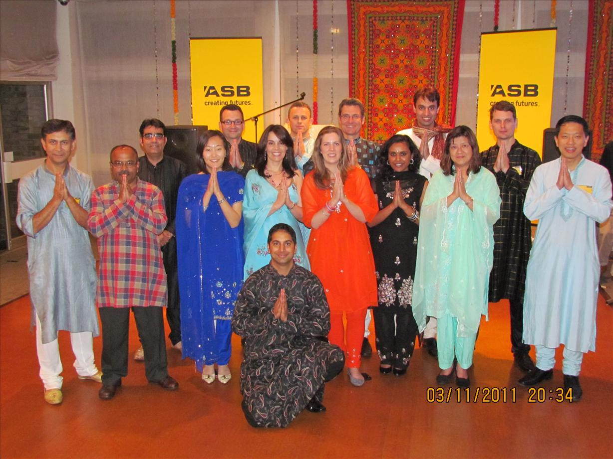 ASB pays tribute to Indian community