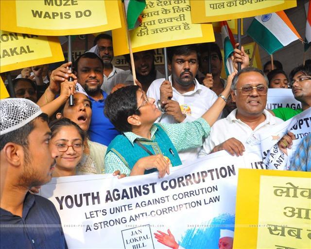 essay fight against corruption