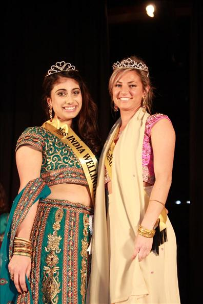 Celebration of Indian beauty in Wellington