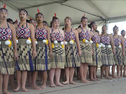 Festival highlights spirit of the Pacific