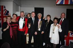 Rotarians observe 'Night of the Proms'