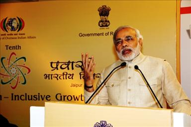 Narendra Modi scores high with Diaspora