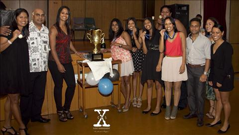 North Harbour Netball team wins Sangam World Cup