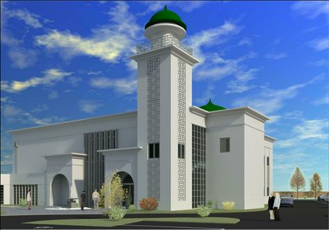 Ahmadiyyas plan largest Mosque in Auckland