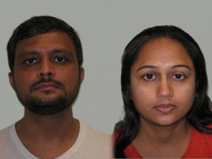 Indian couple jailed for fraud in London