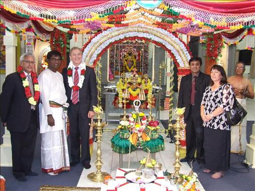 Tamil Culture influences- Phil Goff  others