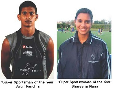 Super Sports Achievers honoured