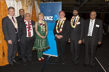 Diwali takes ANZ close to Indian community