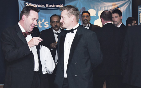 Business Awards Ceremony nears