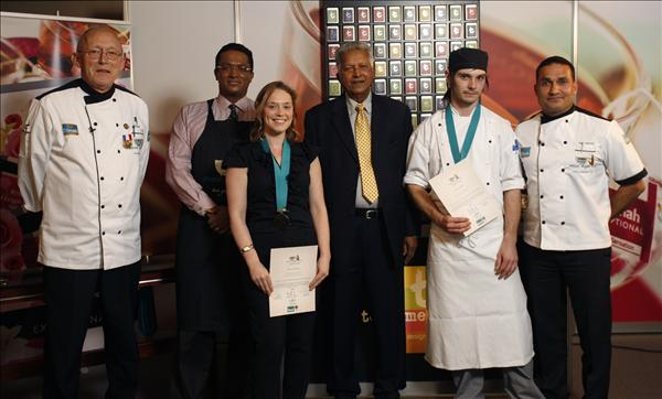 Artistic gourmet captivates High Tea challenge