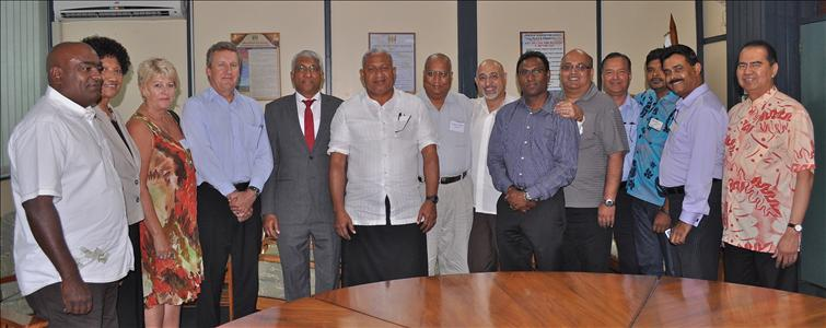 Fiji entices New Zealand businesses