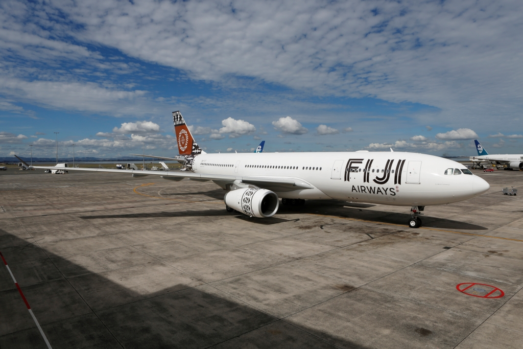 New bird takes to the sky with Fijian colours