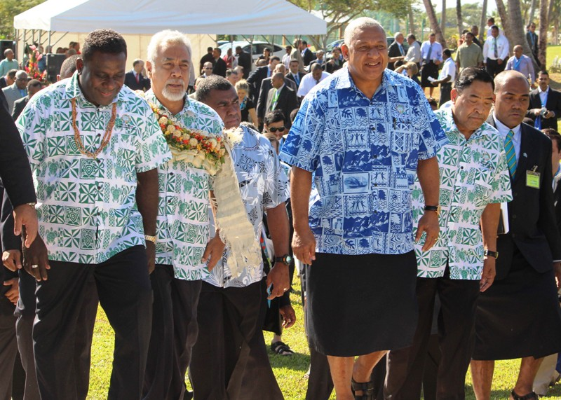 Fiji opens doors to the rest of the world
