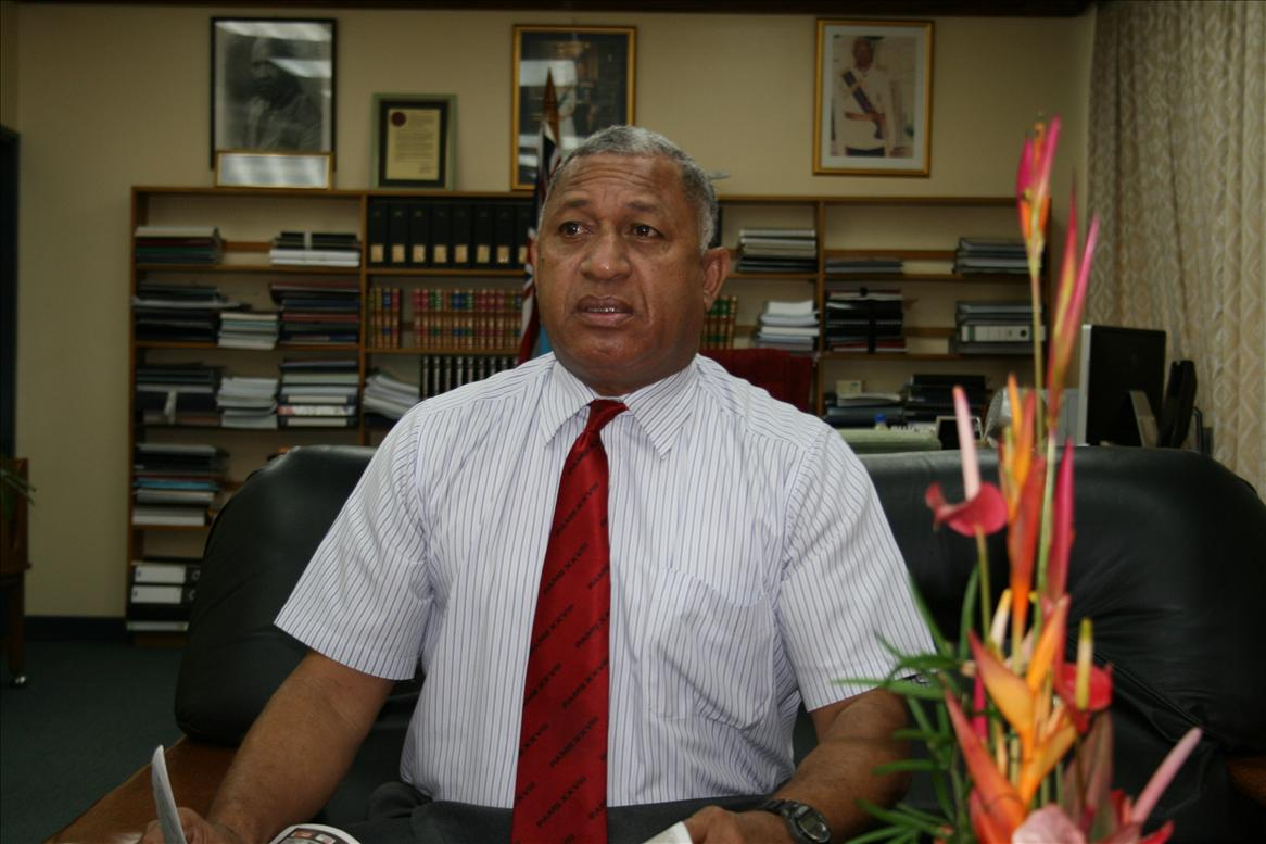 Relations with Fiji take another backward step
