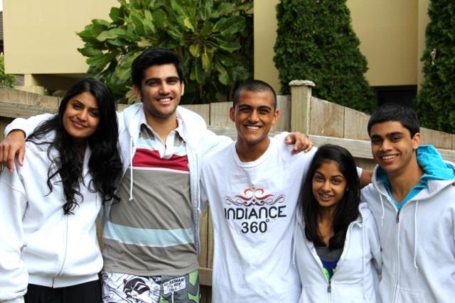 Heroes of Bollywood 360°step forward