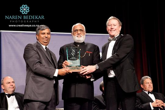 Indian Newslink Indian Business Awards 2013 Ceremony