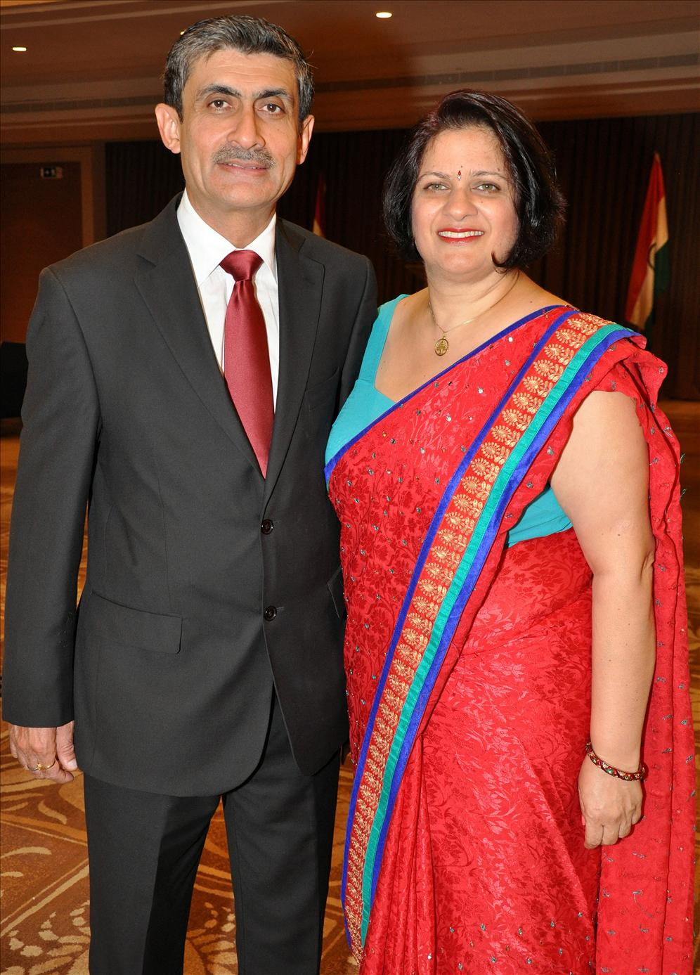 New Indian envoy seeks inclusive engagement