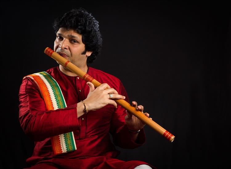 Famous flutist to perform here