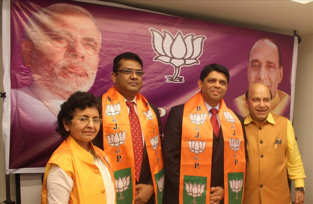 Delegation hits first cordial note in Delhi