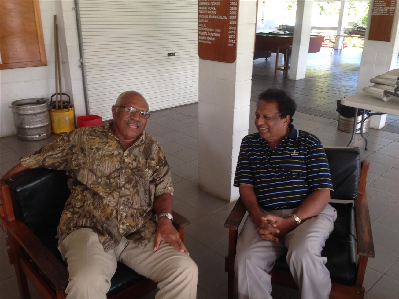 Envoy ousted for supporting Indo-Fijians