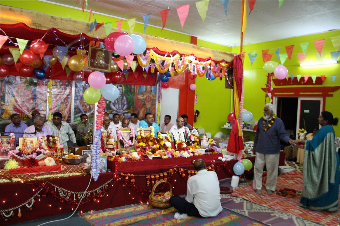 Rama Navami marked with piety