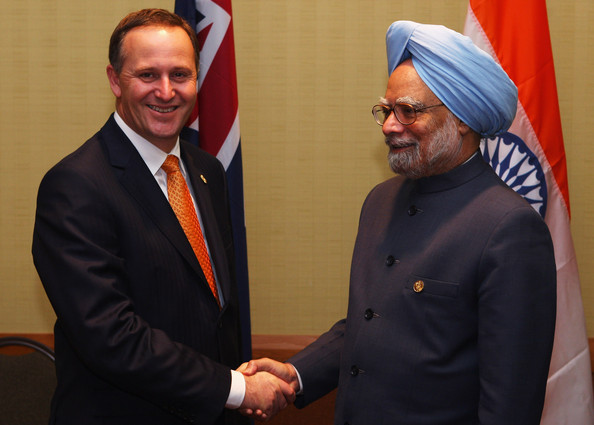 John Key to visit India for bilateral talks
